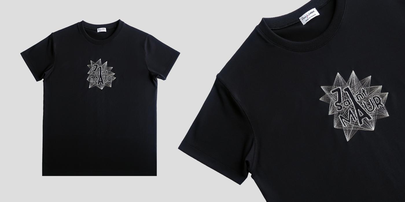 T-shirt Made in France et en coton biologique